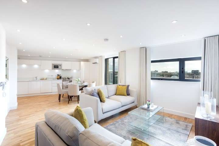 3 Bedrooms Property for sale in Arc House, 82 Tanner Street, SE1 3GP