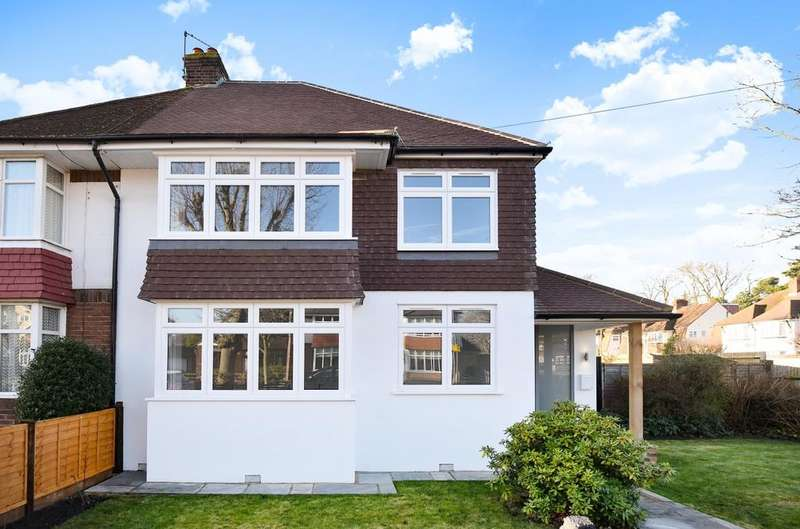 4 Bedrooms Semi Detached House for sale in Bourne Vale Bromley BR2