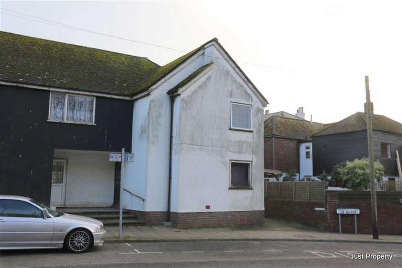 3 Bedrooms End Of Terrace House for sale in The Bourne, Hastings