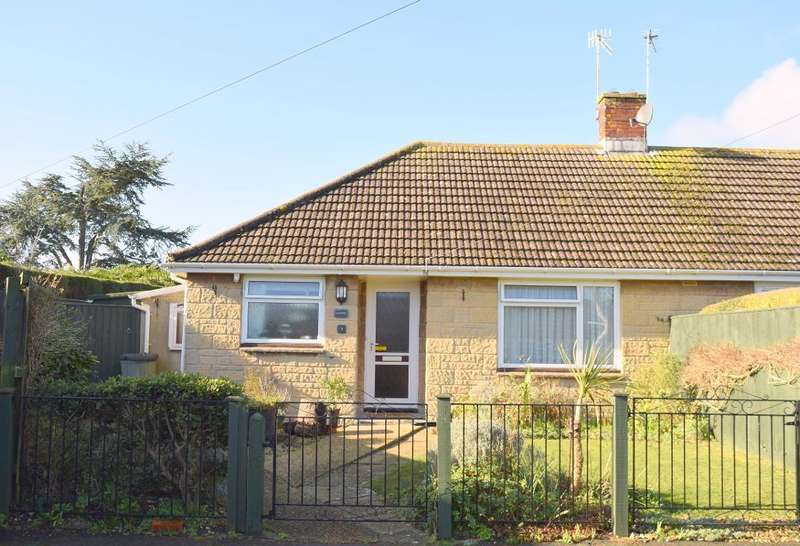 1 Bedroom Bungalow for sale in Copse Butt, Bembridge, Isle of Wight, PO35 5RN