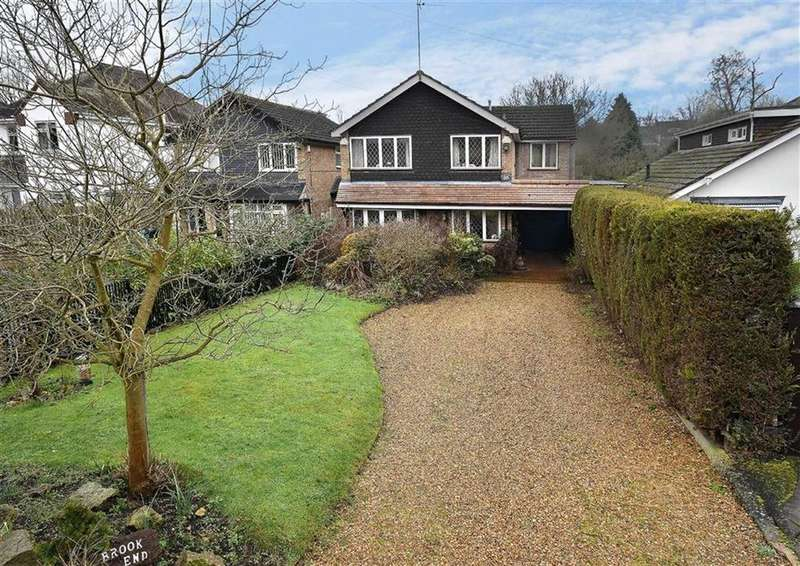 4 Bedrooms Link Detached House for sale in Brook End, 25, Post Office Road, Seisdon, Wolverhampton, South Staffordshire, WV5