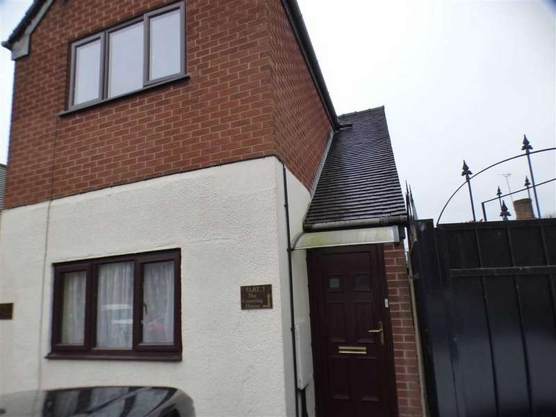 1 Bedroom Flat for sale in Flat 1 The Counting House, New Road, Upper Tean