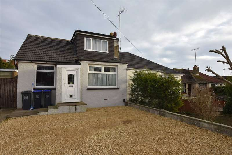 3 Bedrooms Semi Detached House for sale in Herbert Road, North Sompting, West Sussex, BN15