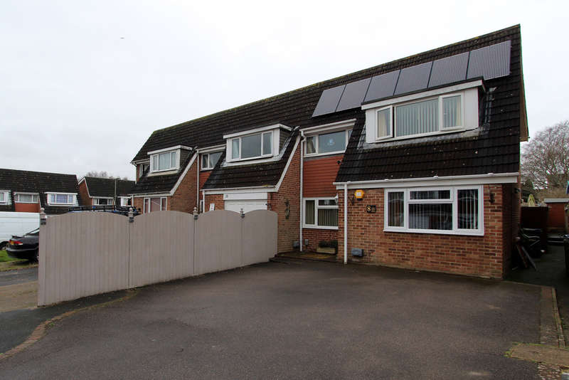 3 Bedrooms End Of Terrace House for sale in Devonshire Way, Fareham