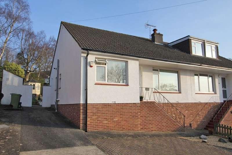 2 Bedrooms Semi Detached Bungalow for sale in Twickenham Road, Newton Abbot