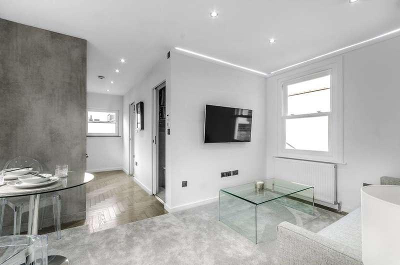 1 Bedroom Flat for sale in Rylett Road, Wendell Park, W12
