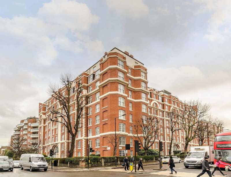 2 Bedrooms Flat for sale in Grove End Road, St John's Wood, NW8