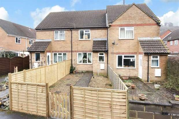 2 Bedrooms Terraced House for sale in Arn View, Warminster