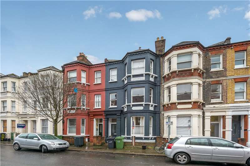 1 Bedroom Flat for sale in Handforth Road, Oval, London, SW9