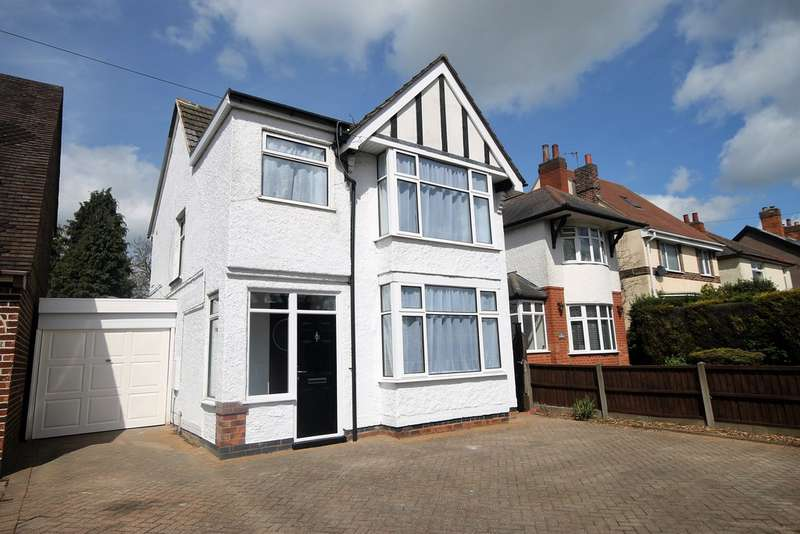 3 Bedrooms Detached House for sale in Hinckley Road, Earl Shilton LE9
