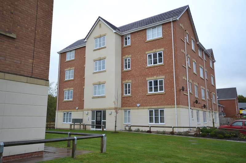 2 Bedrooms Apartment Flat for rent in Clover Grove, Leek ST13