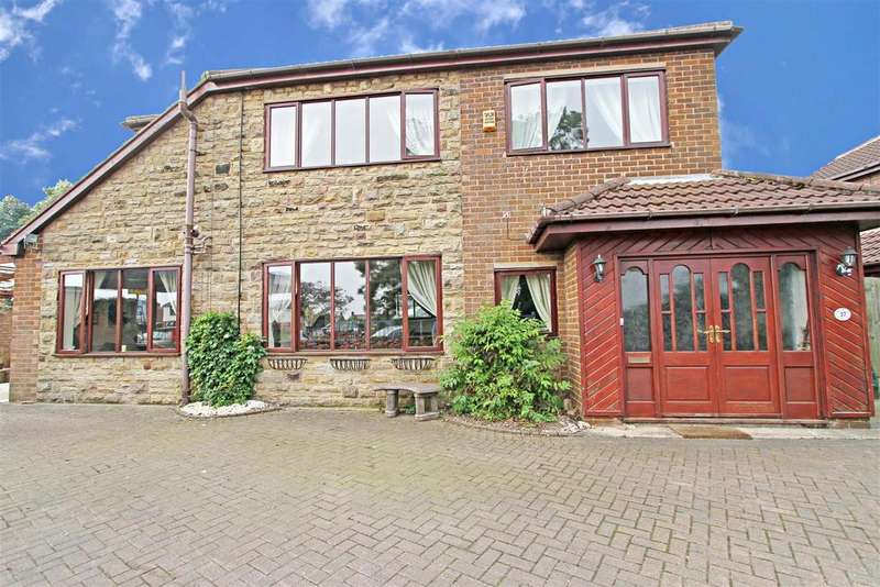 3 Bedrooms Detached House for sale in Hollings Lane, Ravenfield, Rotherham