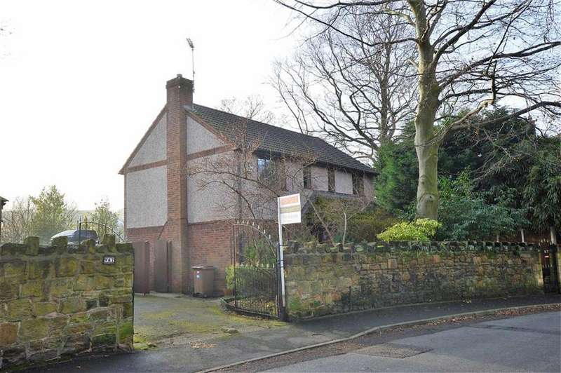 4 Bedrooms Detached House for sale in Grosvenor Road, Oxton, CH43