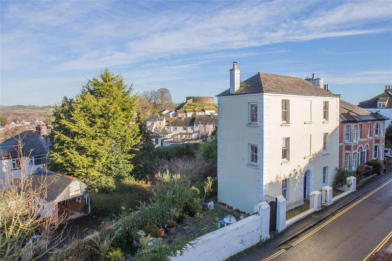 3 Bedrooms End Of Terrace House for sale in Ashleigh Villas, Plymouth Road, Totnes, Devon, TQ9