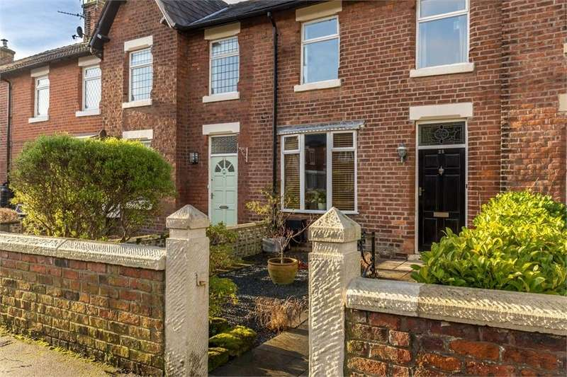 3 Bedrooms Cottage House for sale in East Cliffe, Lytham, Lancashire