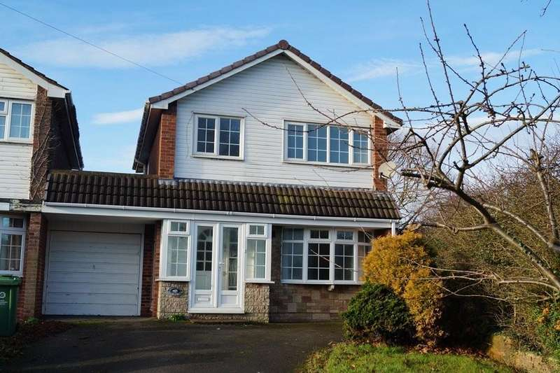 3 Bedrooms Link Detached House for sale in Oakleigh Drive, Codsall