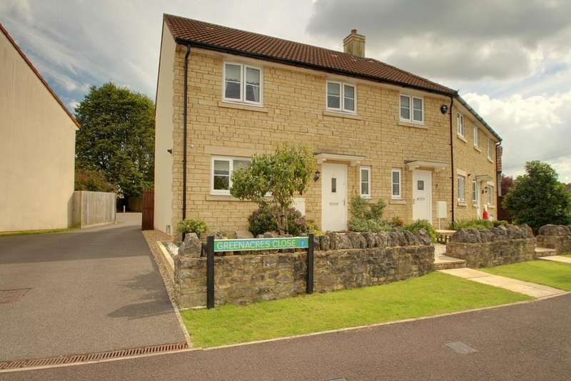 3 Bedrooms End Of Terrace House for sale in SHEPTON MALLET