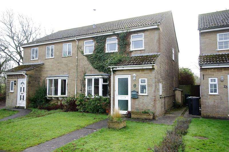 3 Bedrooms Semi Detached House for sale in Fairoak Way, Mosterton, Beaminster