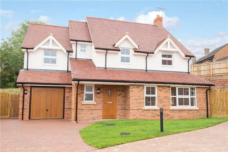 6 Bedrooms Detached House for sale in Kensington House, The Siding, Buckingham, Buckinghamshire