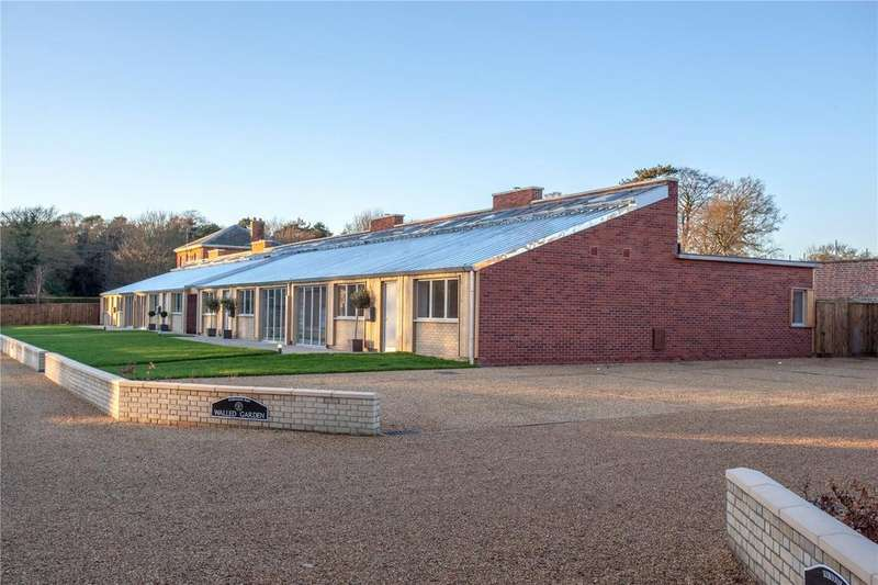 3 Bedrooms Semi Detached House for sale in No. 8, The Walled Garden, Sudbourne Park, Sudbourne, Woodbridge, IP12