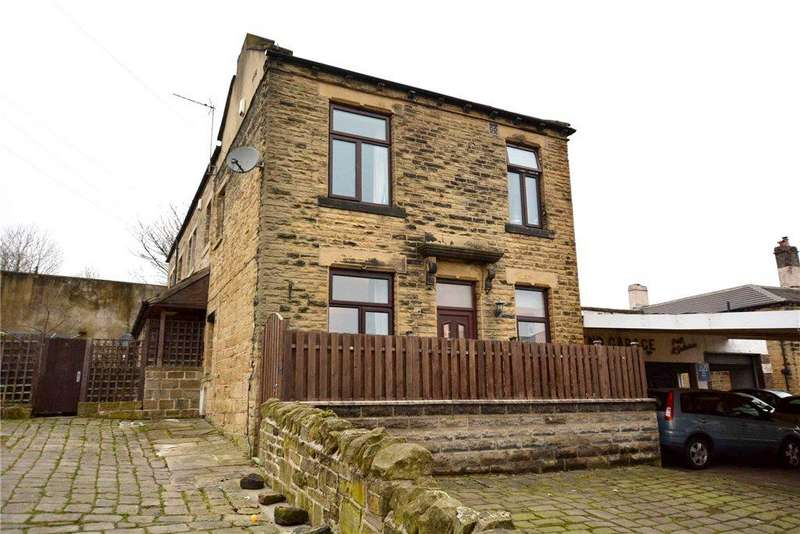 2 Bedrooms Terraced House for sale in Lane End, Pudsey, West Yorkshire