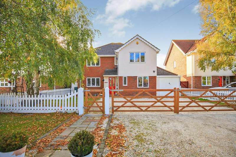 5 Bedrooms Detached House for sale in New Thorpe Avenue, Thorpe-le-Soken, CO16 0LR