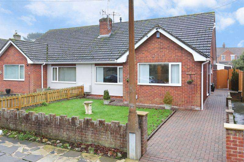 4 Bedrooms Semi Detached Bungalow for sale in Linden Place, Trowbridge