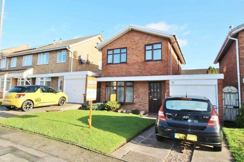 3 Bedrooms Detached House for sale in Bewley Road, Off Stroud Av, Willenhall