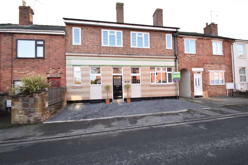 4 Bedrooms Town House for sale in Pitmaston Road, Worcester