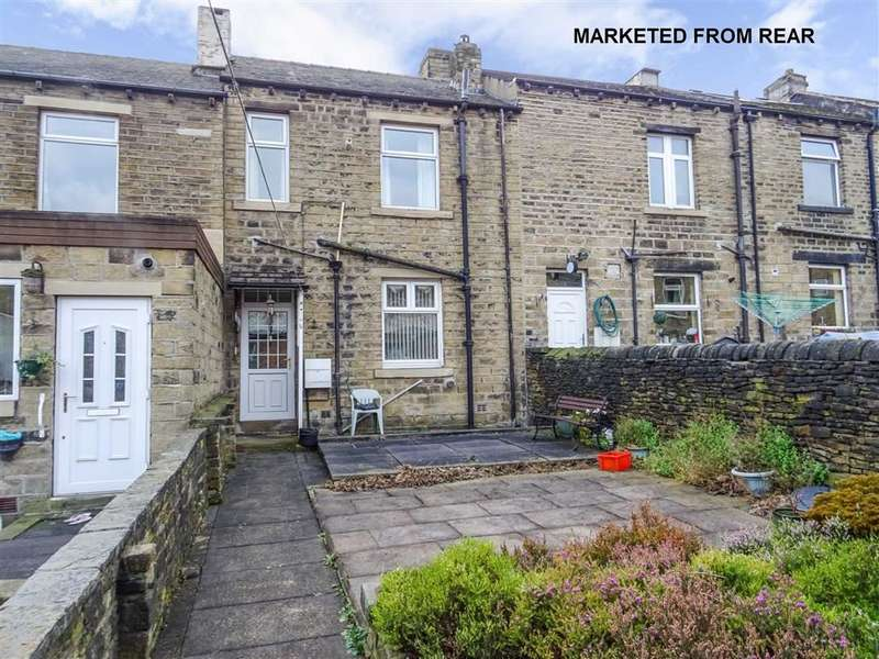3 Bedrooms Terraced House for sale in New Street, Paddock, Huddersfield