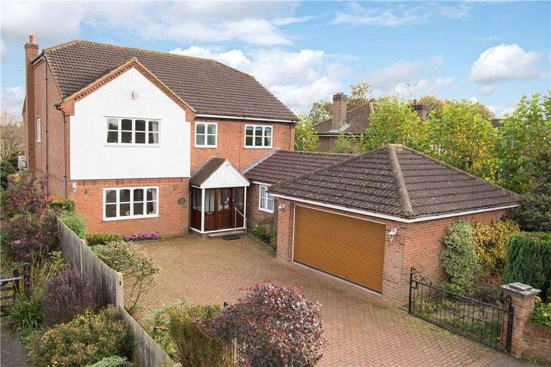 4 Bedrooms Detached House for sale in Northill Road, Ickwell, Bedfordshire