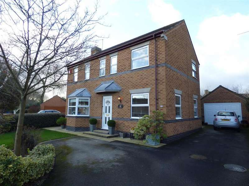 5 Bedrooms Detached House for sale in The Cedar Grove, Beverley