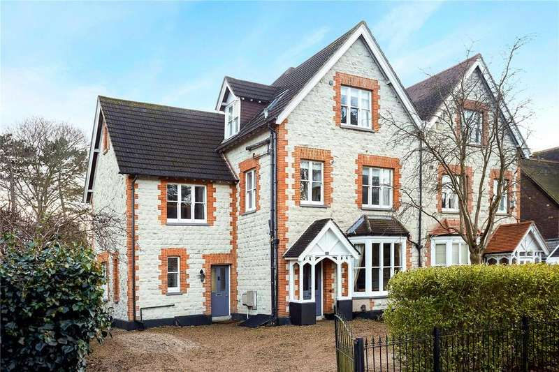 6 Bedrooms Semi Detached House for sale in Somers Road, Reigate, Surrey, RH2
