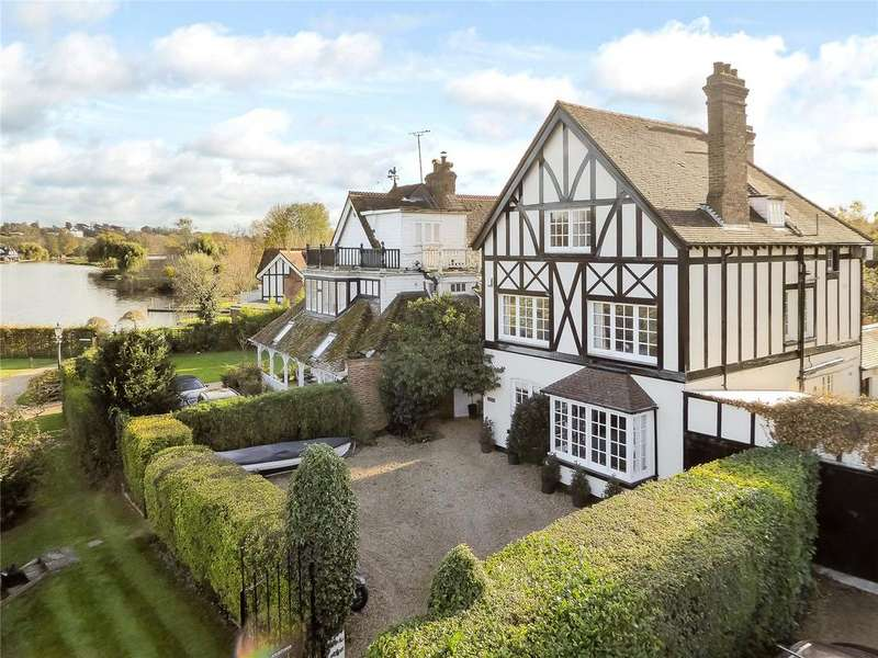 6 Bedrooms Detached House for sale in Basmore Lane, Lower Shiplake, Henley-on-Thames, Oxfordshire, RG9