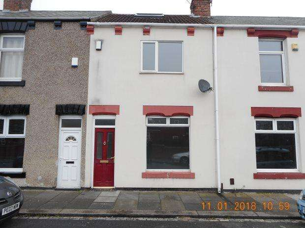 3 Bedrooms Terraced House for rent in SHERIFF STREET, HART LANE, HARTLEPOOL