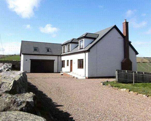 5 Bedrooms Detached House for sale in St Kilda, Auchencrow, Eyemouth, Berwickshire
