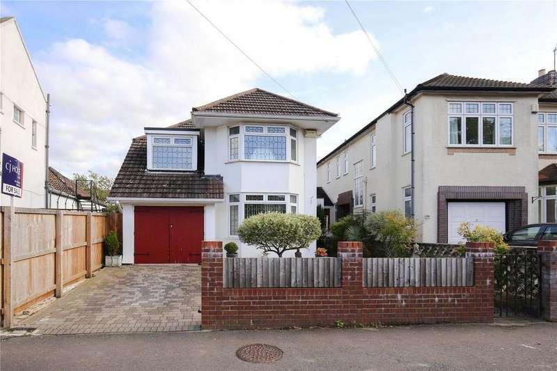 3 Bedrooms Detached House for sale in Stoke Lane, Westbury-on-Trym, Bristol, BS9