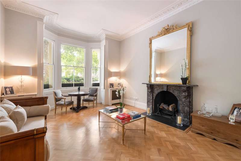 4 Bedrooms Maisonette Flat for sale in St. Georges Square, Pimlico, London, SW1V