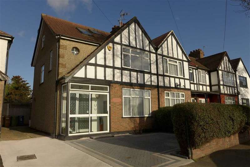 4 Bedrooms End Of Terrace House for sale in Fisher Road, Harrow Weald, Middlesex