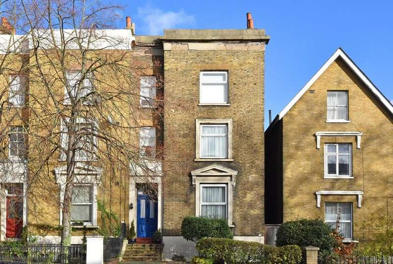 6 Bedrooms Terraced House for sale in Lewisham Way SE14
