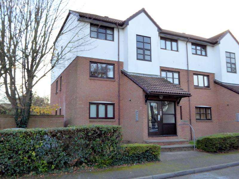 1 Bedroom Flat for sale in COOPER CLOSE, GREENHITHE DA9