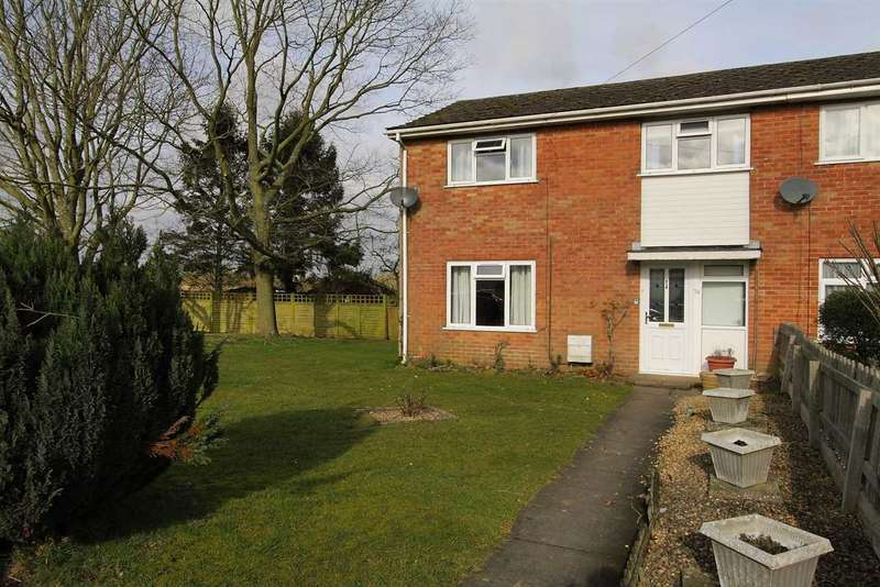 3 Bedrooms End Of Terrace House for sale in Pond Close, Overton
