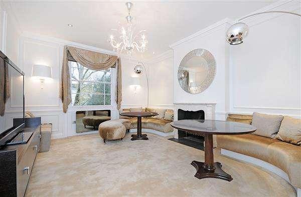 2 Bedrooms Flat for rent in WARWICK AVENUE, LITTLE VENICE, W9