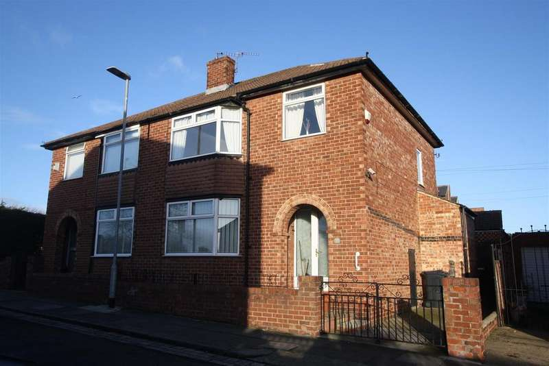 3 Bedrooms Semi Detached House for sale in Vaughan Street, Darlington