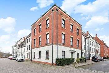 2 Bedrooms Flat for sale in Clickers Drive, Upton, Northampton, NN5 4ED