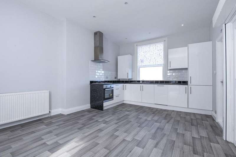 2 Bedrooms Flat for sale in Ritherdon Road, Balham