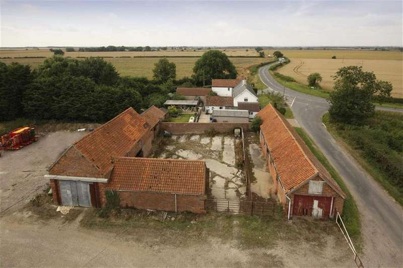 Barn Conversion Character Property for sale in Bleasby Moor, Market Rasen, Lincolnshire