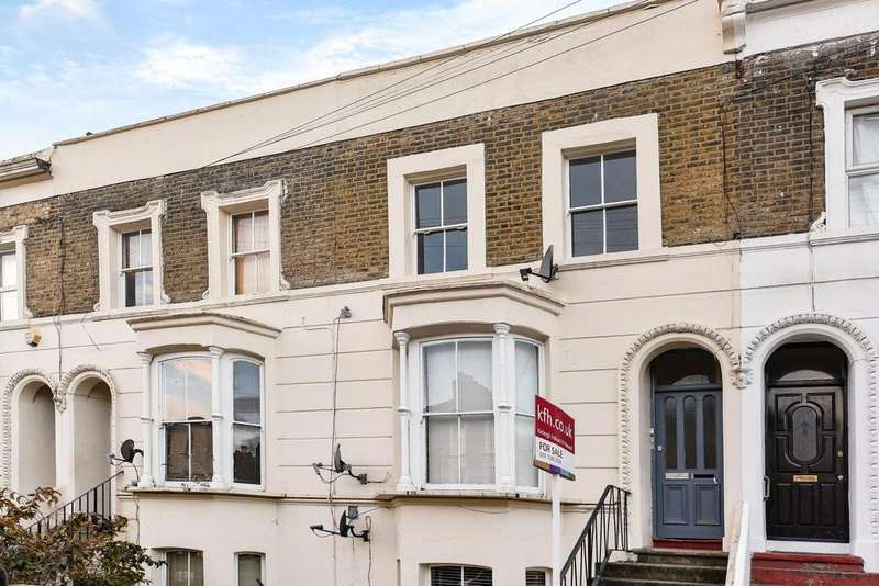 1 Bedroom Flat for sale in Kings Grove, Peckham