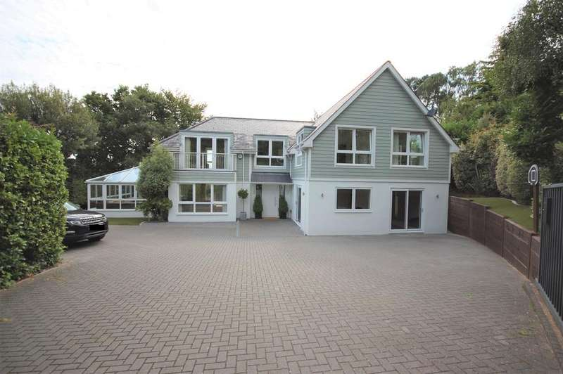 5 Bedrooms Detached House for sale in Birchwood Road, Poole BH14
