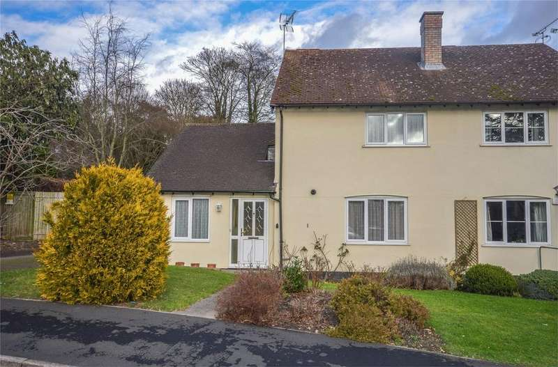 4 Bedrooms End Of Terrace House for sale in Ash Meadow, MUCH HADHAM, Hertfordshire